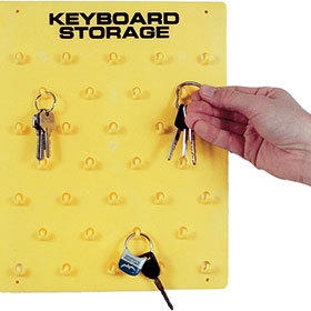 32-Key Storage Board