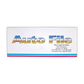 Auto File - Standard