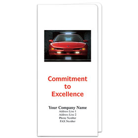 Document Folders - Commitment to Excellence