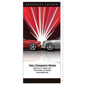 Car Document Folders - Head to Head