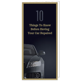 Car Document Folders - 10 Things to Know