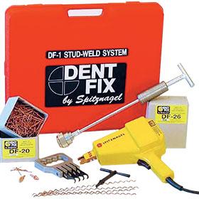 Dent Fix Deluxe Stud Welding Kit