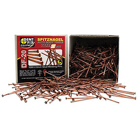 Dent Fix 2mm Stud Pins (Box of 1000) for Spitznagel Stud Welder DF-20