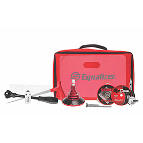 Equalizer® Viper™ Wire Removal Tool Deluxe Kit VIP1138