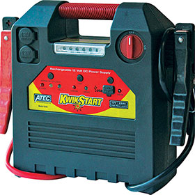 KwikStart 12V Portable Power & Jump Starter