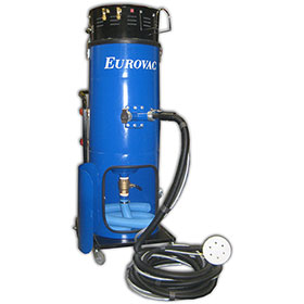 Eurovac II - 2 Man Wet Mix Dust Collector