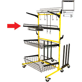 Parts Caddy PRO™ Standard Shelf