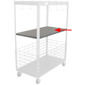 Parts Caddy™ Metal Shelf Kit