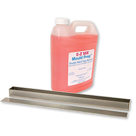 EZ Mix Mould Prep Kit w/ Stainless Steel Tray