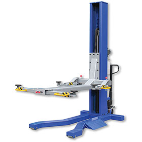 Mobile Single Column Lift 6,000 Lbs.