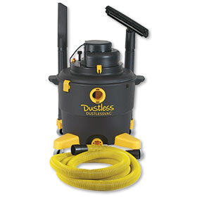 Dustless Wet/Dry Vacuum