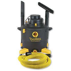 Dustless Wet/Dry Vacuum