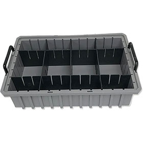 PROLific™  Parts Caddy Adjustable Parts Bin w/Handles