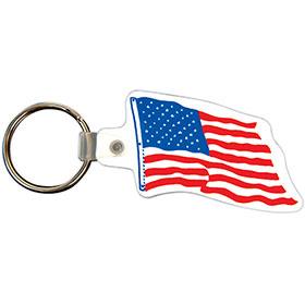 Keychains - USA Flag
