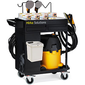 Mirka Smart Cart Dust-Free System - Electric MUS-AEBSK-CE
