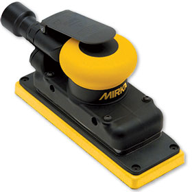 "Mirka 3"" x 8"" Vac-Ready Sander 3mm"