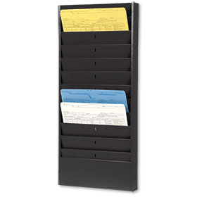 Clearance- Black - PROLific 12 Pocket Repair Order Rack