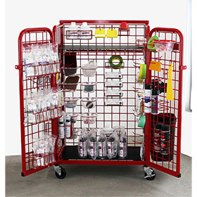 Gear Grid Cart with Body Kit