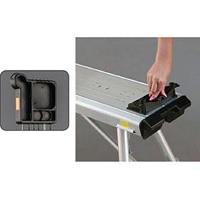Kwik-Bench Tool Tray w/ Bench Mate Set