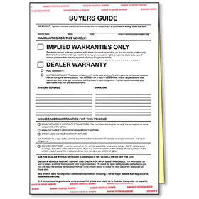 Implied Buyers Guides