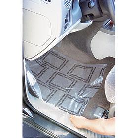 Adhesive Plastic Floor Mats