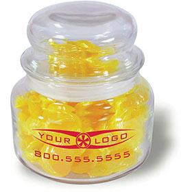 8oz. Round Candy Jar