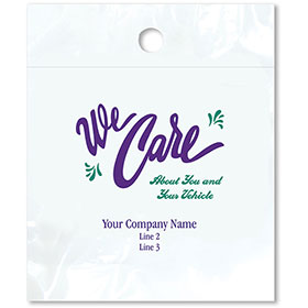 Personalized Litter Bags 10648 - (250)