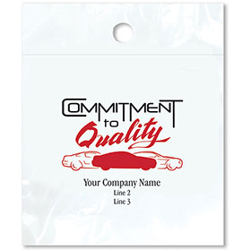 Personalized Litter Bags 10649 - (250)