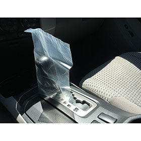 "Plastic Gear Shift Covers - 6"" x 9"""