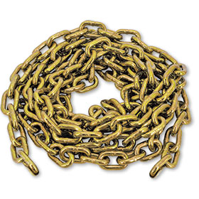 "Champ 3/8"" Frame Chain - Price Per Foot 1200"