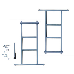 "Champ 36"" Extension & Center Leg for 7-Foot Folding Work Platform 1404"