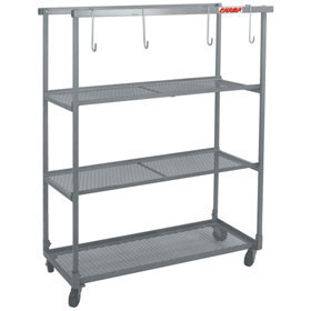 Champ 3 Shelf Parts Rack