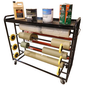 Chassis Liner Painter's Prep Station 686032