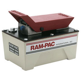 Ram-Pac 10-Ton Hydraulic Foot Pump