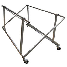 Champ Aluminum Pickup Bed Dolly with Wheels 6254