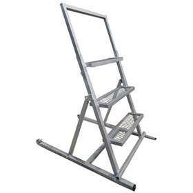 Champ Aluminum Adjustable Paint / Work Ladder 6260