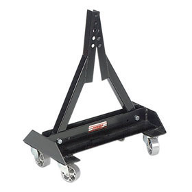 Champ Adjustable Rolling Wheel Stand 7070