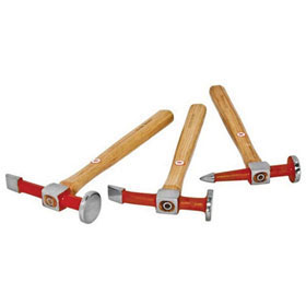 AES 3-Piece Body Hammer Set 2705