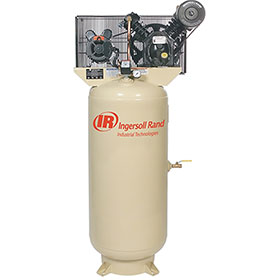 Ingersoll Rand 7.5HP 80-Gallon Vertical Air Compressor with Starter