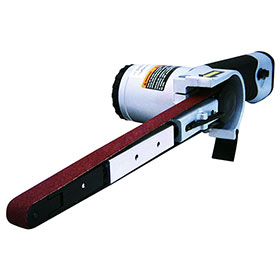 "Astro Pneumatic 1/2"" Air Belt Sander with 3-Piece Belts 3037"