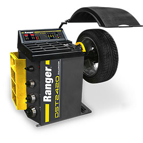 BendPak Ranger Heavy-Duty Digital Wheel Balancer DST2420