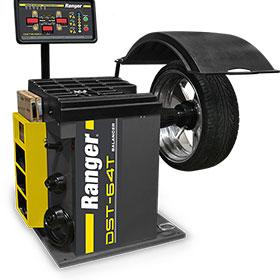 Ranger Quick-Touch Wheel Balancer 208—230V DST64T