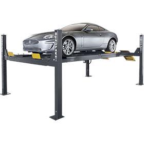 Bendpak 14,000-lb. 4-Post Extended Alignment Lift HDS14LSX
