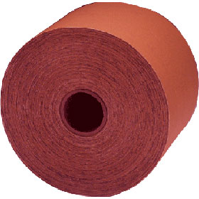 3M™ Red Abrasive Stikit Continuous Sheet Roll P80D 01688