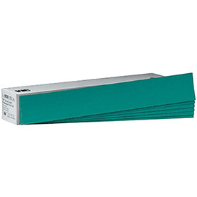 """3M™ Green Corps Stikit 2-3/4"""" x 16-1/2"""" Production Sheets 1/2 80D 02230"""