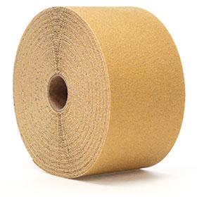 "3M™ Stikit Gold Sheet 2-3/4"" Sandpaper Rolls P80 02599"