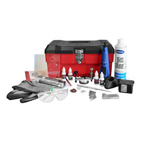 Dlx Windshield Repair System