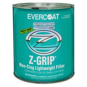 Evercoat Z-Grip Non-Clog Lightweight Body Filler 282