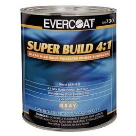 Evercoat Super Build 4:1 Polyester Primer Surfacer