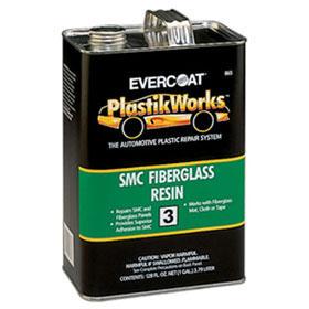 Evercoat SMC Fiberglass Resin (Gallon) 865